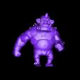 A_Orc_Fullbody.stl Download free OBJ file Alchemist Orc • 3D printer design, Dynastinae