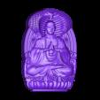 dizangBuddha.stl Télécharger fichier STL gratuit Jizo Bouddha ou Kshitigarbha • Plan pour impression 3D, stlfilesfree