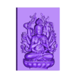 guanyinAQ.stl Download free STL file guanyin with thousands of hands • Object to 3D print, stlfilesfree