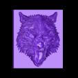 WolfHead.stl Télécharger fichier STL gratuit tête de loup • Modèle à imprimer en 3D, stlfilesfree
