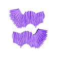 phoenix_wings.stl Download free STL file Elf Phoenix • 3D printing model, mrhers2