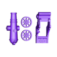 great_cannon_pieces.stl Download free STL file Imperial Helblaster • 3D printer model, mrhers2