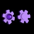 Engine_Parts.stl Télécharger fichier STL gratuit GyroBomber nain • Objet imprimable en 3D, mrhers2
