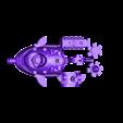 GyroBomber_With_Locks.stl Télécharger fichier STL gratuit GyroBomber nain • Objet imprimable en 3D, mrhers2