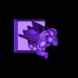 Chaos_Batman_2.0.stl Télécharger fichier STL gratuit Chaos Champion • Objet pour imprimante 3D, mrhers2