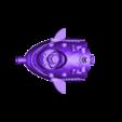 Front_Body.stl Télécharger fichier STL gratuit GyroBomber nain • Objet imprimable en 3D, mrhers2