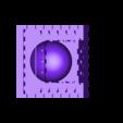BigBen_Top.stl Télécharger fichier STL gratuit Big Ben Dice Tower • Objet pour imprimante 3D, mrhers2