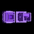 BigBen_Whole_Open.stl Télécharger fichier STL gratuit Big Ben Dice Tower • Objet pour imprimante 3D, mrhers2