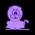 Model of a Lion.stl Télécharger fichier STL gratuit Prêt à imprimer le modèle d'un lion • Plan pour impression 3D, sammy3