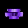 Spiral Nut.stl Download free STL file Spiral Nut • 3D printing model, sammy3