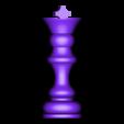 King.STL Download free STL file Chess set / Chess set • 3D printable model, OC3D