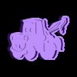mate 9.stl Download STL file mate cars cookie cutter fondant • Object to 3D print, catoiraf