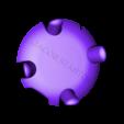Bottom.STL Download free STL file Squishy Turtle • 3D print template, jakejake
