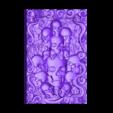 Skulls.stl Télécharger fichier STL gratuit crânes • Modèle pour impression 3D, stlfilesfree