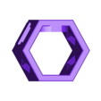 HCTLH1.STL Download free STL file Honeycomb tealight holder • Model to 3D print, OC3D