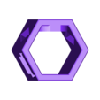 HCTLH2.STL Download free STL file Honeycomb tealight holder • Model to 3D print, OC3D