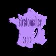 #STRATOMAKER.stl Download free STL file #stratomaker • 3D printing template, clm2