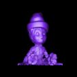 grootnoel.obj Download free OBJ file Babygroot Christmas • 3D printer template, dagomafr