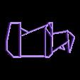 customized_origami_rhino.stl Download free STL file Customizable Origami Rhino • Template to 3D print, MightyNozzle