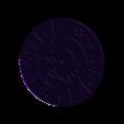 full_clock.stl Download free STL file Wall Clock Zodiac Circle • Model to 3D print, TanyaAkinora
