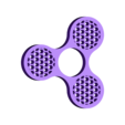 honey_comb_spinner.stl Download free STL file Honey Comb Fidget Spinner • 3D printer design, 3DPrintingGurus