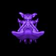 yoda & raye.stl Download STL file Yoda & Raye (hero series in situation) • 3D printing object, Majin59