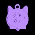 2018-dog02.stl Télécharger fichier STL gratuit 2018 HAPPY CHINESE NOUVEL ANNEE 2018 DE L'AIMANT DU CHIEN Porte-clés / Aimants • Objet imprimable en 3D, mingshiuan