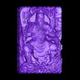 guangong_sitting.stl Download free STL file Guangong • 3D printing model, stlfilesfree