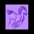 Running_horse.stl Télécharger fichier STL gratuit cheval de course • Objet pour imprimante 3D, stlfilesfree