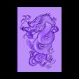 one_dragon.stl Télécharger fichier STL gratuit dragon • Plan à imprimer en 3D, stlfilesfree