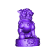 ancient_guardian_lion.stl Download free STL file guardian lion or foo dogs • 3D printable model, stlfilesfree