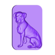 DOG.stl Download free STL file dog • Template to 3D print, stlfilesfree