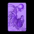 Rooster.stl Télécharger fichier STL gratuit Coq • Modèle à imprimer en 3D, stlfilesfree