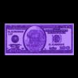 billete_enia.stl Télécharger fichier STL gratuit ENIA billet lithophanie • Objet imprimable en 3D, 3dlito