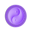 TaiChi.stl Download free STL file Tai Chi • Template to 3D print, stlfilesfree