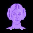 leia2.stl Télécharger fichier STL gratuit litophane Leia Organa • Design à imprimer en 3D, 3dlito