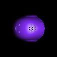 FFhead2.stl Download STL file Fanfan • 3D printer design, mageli