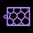 Earrings.stl Download STL file Voronoi Earrings • 3D printing design, eMBe85
