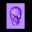 skull_artistic.stl Download free STL file skull • 3D print object, stlfilesfree