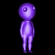 kodama pose 1.OBJ Download OBJ file Glowing Kodama Princess Mononoke Luminous Tree Elves. (6 poses) • 3D print object, paulienet