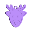 reindeer.stl Download free STL file 15 christmas decorations • Object to 3D print, Giara