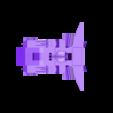 """Jayce véhicule.stl Télécharger fichier STL Jayce et les conquérant de la lumière """"Forcair"""" • Plan pour imprimante 3D, psl"""