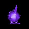 kiwi.stl Download free STL file K0R0 • 3D printable template, Stenoxp