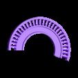 Turbine-IP-NGV101.stl Download free STL file Turboprop Engine Modified Parts (No.2) • 3D printable design, konchan77