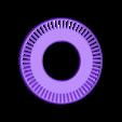 Turbine-IP-Rotor101.stl Download free STL file Turboprop Engine Modified Parts (No.2) • 3D printable design, konchan77