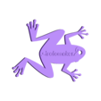 Concours Stratomaker grenouille.stl Download free STL file GrenouilleSTRATOMAKER • 3D printer template, dopy