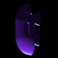 SideBaseB.stl Download free STL file Prayer wheel (With frame) • 3D printing template, NickChung