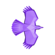 Bird_01(1).obj Download free OBJ file Anonymous bird • 3D printable object, Colorful3D