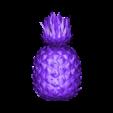 Pineapple.obj Download free OBJ file Pineapple • 3D printer design, Colorful3D