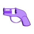 Flame.stl Download STL file Revolver Partysan v.2 22lr or 22 short • 3D printer object, Kraken1983
